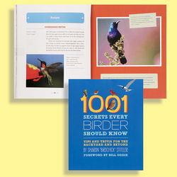 1,001 Secrets Every Birder Should Know Book