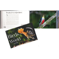 Birds of the World Book