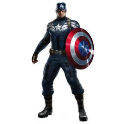 Winter Soldier Captain America Standee