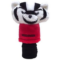 Bucky Badger Mascot Golf Headcover