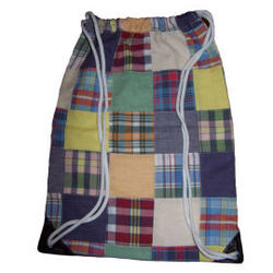 Outer Banks Madras Backpack Sack