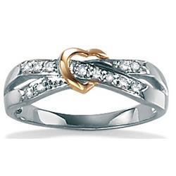 Diamond Accent 10k Fashion Ring