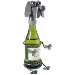 Hound Dog Wine Bottle Holder