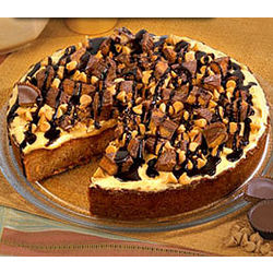 Reese's Cookie Cake