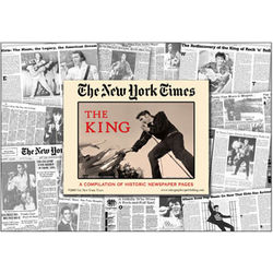 The Life and Times of Elvis Presley New York Times Compilation