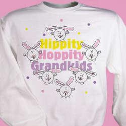 Hippity Hoppity Easter Sweatshirt
