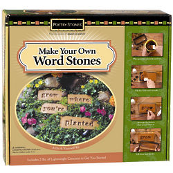 Make Your Own Word Stones