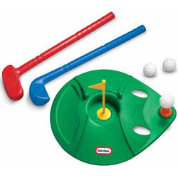 Little Tikes TotSports Drive and Putt Golf Set