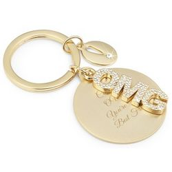 OMG Bling Key Chain