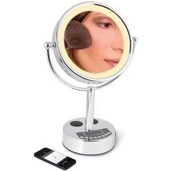 Wireless Music Playing Vanity Mirror