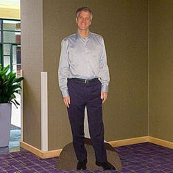 Father's Day Life Size Standee