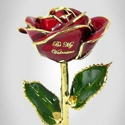 "Be My Valentine 11"" Rose"