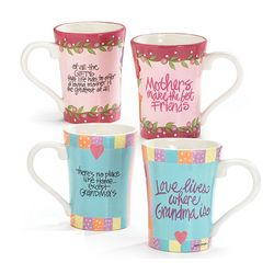Mother's Make the Best of Friends Mug