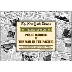 The History of Pearl Harbor New York Times Compilation