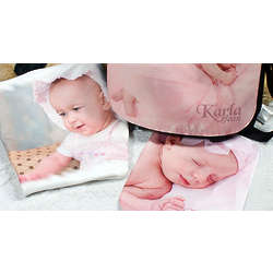 Newborn Baby Personalized Gift Set