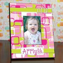 Ribbon Birthday Frame