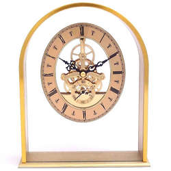 Georgetown Glass Clock