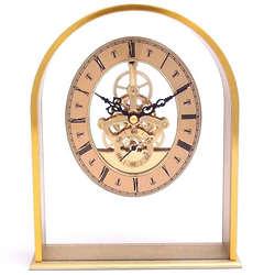 Georgetown Glass Clock