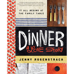 Dinner: A Love Story Book