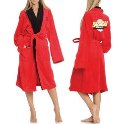 Bazinga Big Bang Theory Robe