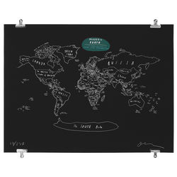 Places on Earth Wall Art