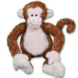 """6"""" Little Yoga Monkey"""