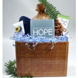 Men's Radiation Gift Basket