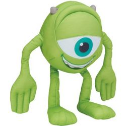 Monsters University Mike My Scare Pal Plush Toy