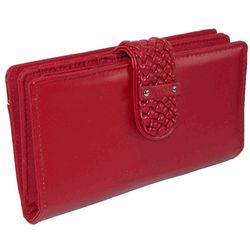 Snap Closure Super Wallet