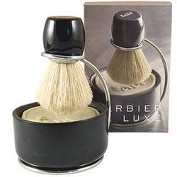 Deluxe Barber Shave Soap Set