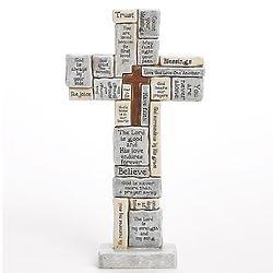 Standing Crossword Cross