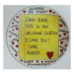 Grandmas are Great Plate
