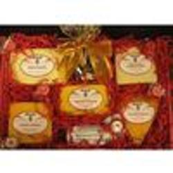 Taste of Wisconsin Cheese Sampler Gift Box