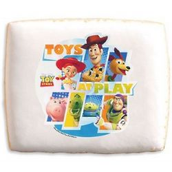 Toy Story 3 Toys at Play Cookies