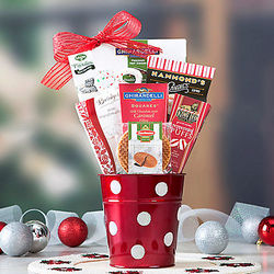 Winter Sweets Gift Basket