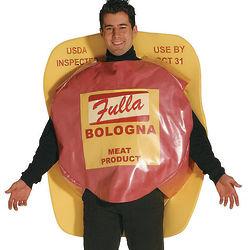 Fulla Bologna Adult Costume