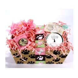 Loss of Dog Sympathy Basket