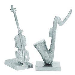Aluminum Jazz Sculpture