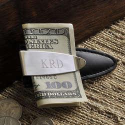 Personalized Arrowhead Money Clip