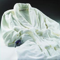 Ivory Double Minky Robe