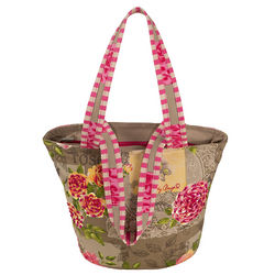 Floral Artistic Tote