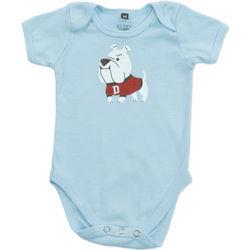 Doggie Print Baby Bodysuit