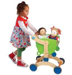 1-2-3 Grow With Me Walker Wagon