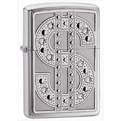 Personalized Bling Zippo Lighter