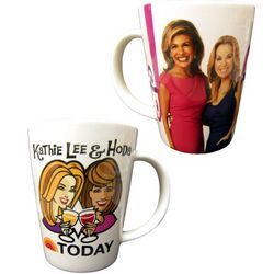 Today Show Kathie Lee & Hoda Mug