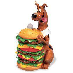 Scooby-Doo Burger Bank