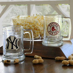 Personalized Major League Baseball Medallion Mug
