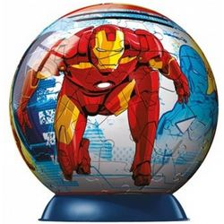Iron Man 60-Piece Puzzleball