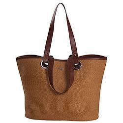 Kalliste Straw Handbag