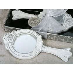Queen for a Day Hand Mirror Favor